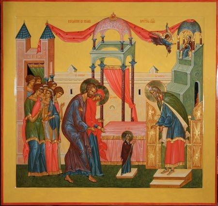 """Результат пошуку зображень за запитом """"Передсвяття Введення в храм Пресвятої Богородиці"""""""